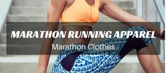 marathon clothing manufacturers