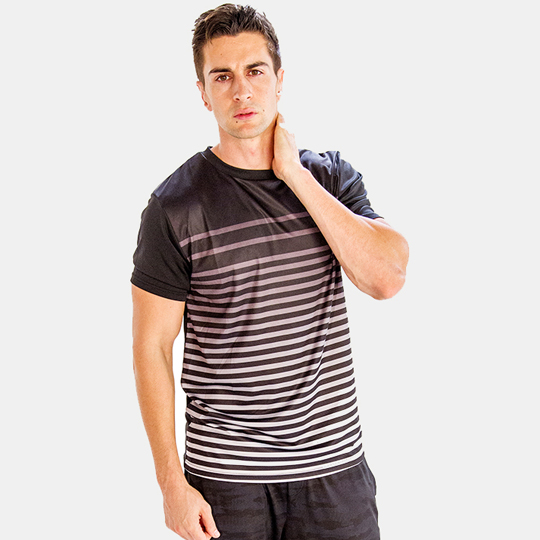 Fade Striped Shirt