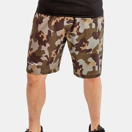 Camo Gym Shorts