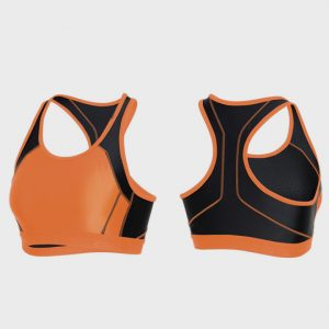 wholesale marathon orange and black tank top manufacturer
