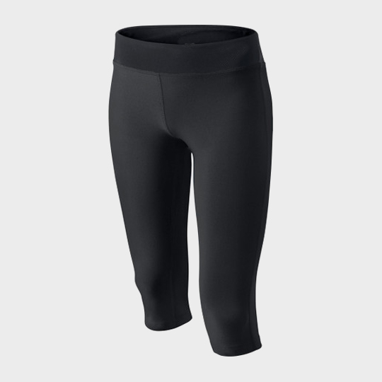 Wholesale Basic Black Marathon Leggings Manufacturer USA