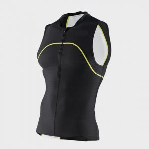 bulk black sleeveless marathon tank top supplier