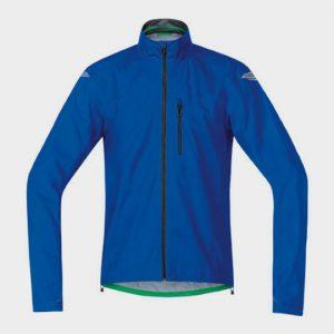 wholesale blue and green marathon jacket supplier