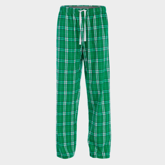 Wholesale Green Check Marathon Pants Manufacturer USA