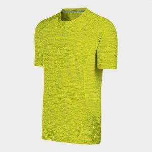 Green Neon Short Sleeves Marathon T-shirt Supplier USA