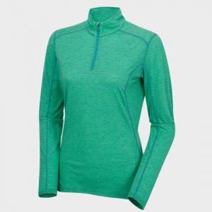 bulk green turtle neck long sleeve marathon t-shirt manufacturer