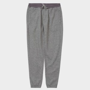 Grey Jogger Marathon Pants Manufacturer USA