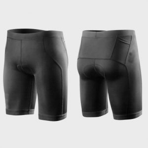Grey Super Paneled Marathon Shorts Supplier