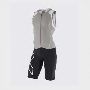 wholesale grey white and black triathlon suit supplier