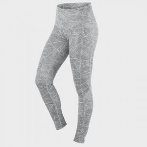 wholesale light grey self print marathon leggings supplier