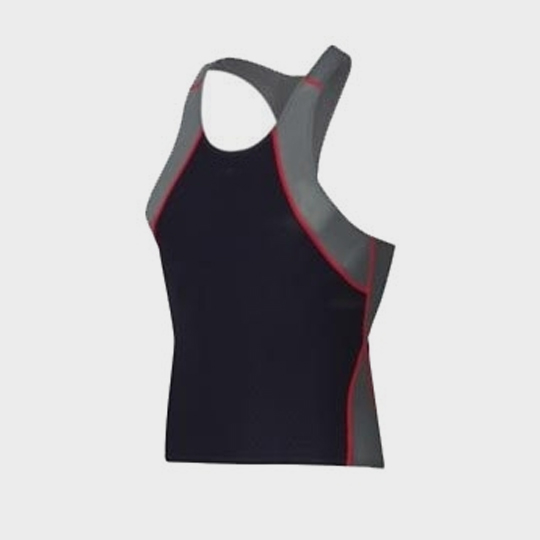 marathon black and grey tank top manufacturer