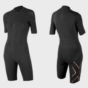 wholesale marathon classy black triathlon suit supplier