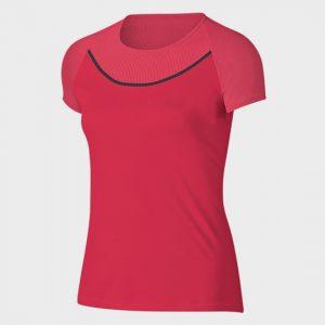wholesale marathon pink dual toned short sleeve tee supplier
