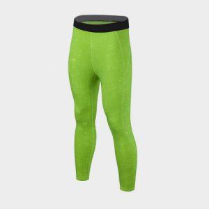 Neon Green Slim Fit Marathon Pants Manufacturer