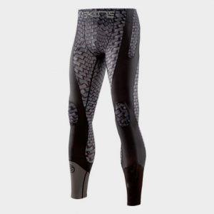 Black and Grey Slim Fit Marathon Pants Manufacturer USA