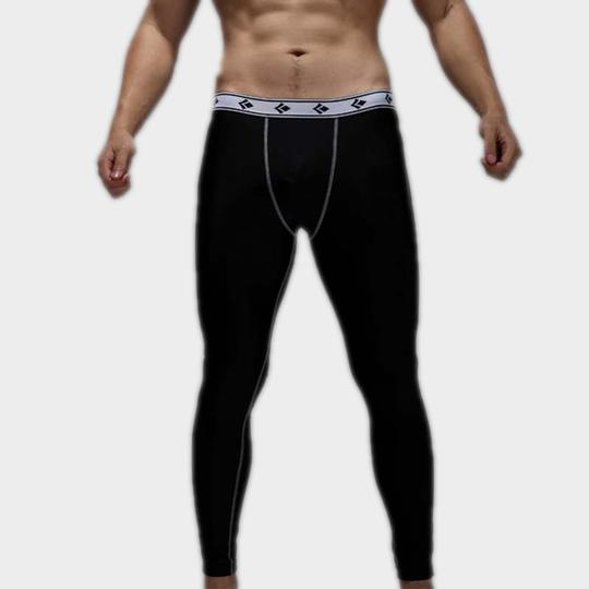 Black and White Marathon Pant Manufacturer