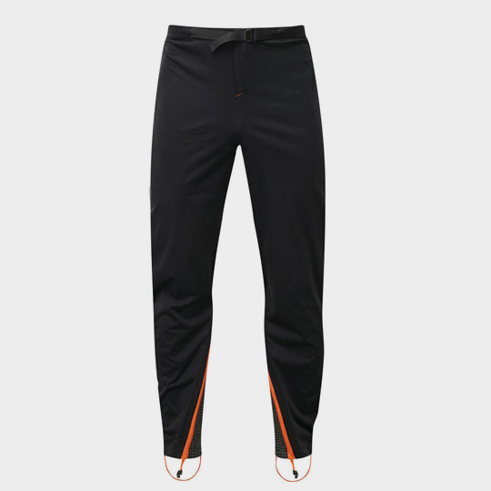 Black with orange lining Marathon Pants Manufacturer