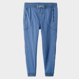 Blue Jogger Marathon Pants Supplier