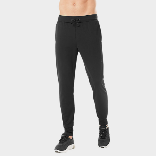 wholesale cozy black marathon pants distributor