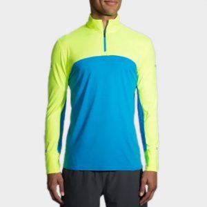 Marathon aqua blue long sleeve tee supplier USA