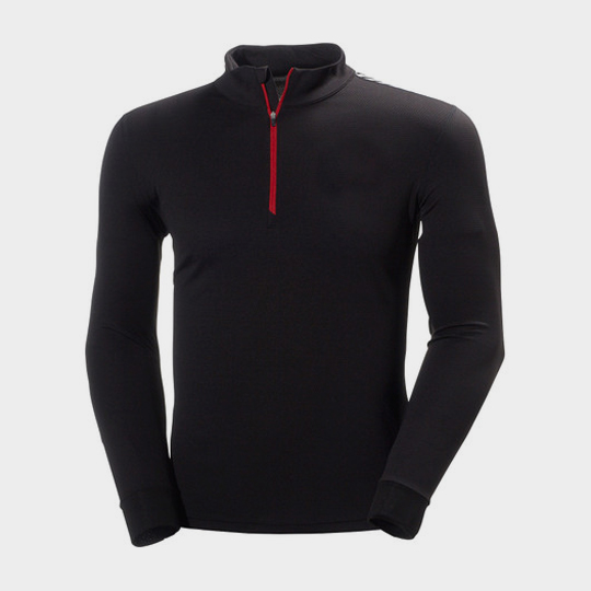 Marathon black high neck long sleeve tee supplier usa