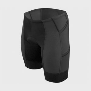 Marathon Dark Grey Flexible Shorts Distributor