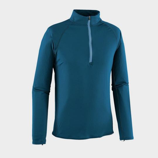 Marathon midnight blue long sleeve tee supplier
