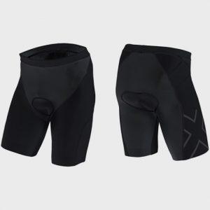 Bulk Pure Black Marathon Shorts Supplier