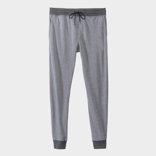 Wholesale Trendy black and Grey Marathon Pants Supplier