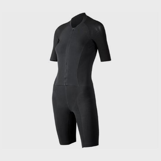 wholesale plain black triathlon suit supplier