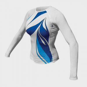 bulk printed long sleeve marathon t-shirt supplier