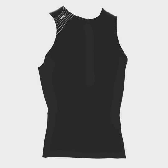 wholesale sleeveless black marathon tank top supplier