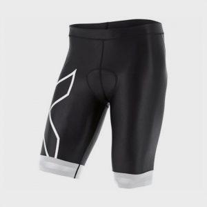 Trendy Black and White Marathon Shorts Manufacturer