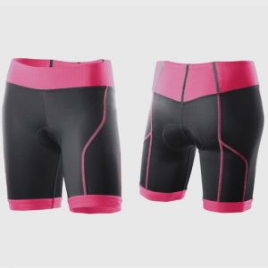 marathon funky pink and black shorts distributor