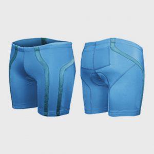 wholesale marathon sky blue bright shorts supplier