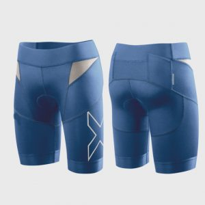 wholesale marathon warm blue simple shorts distributor