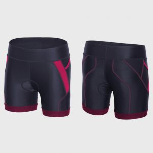 bulk marathon dark grey and magenta shorts supplier