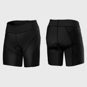 bulk marathon jet black smart shorts distributor