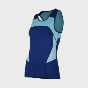 bulk marathon preppy blue tank top supplier