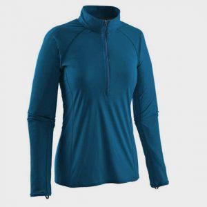 wholesale blue designer marathon sweatshirt supplier