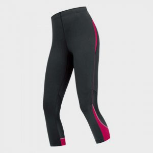 Black and Pink Seamless Marathon Fitness Leggings Manufacturer USA