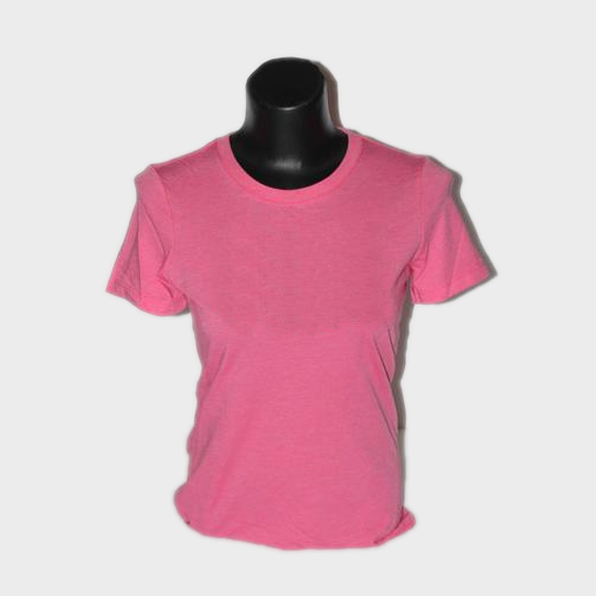 wholesale marathon dark pink short sleeve tee supplier