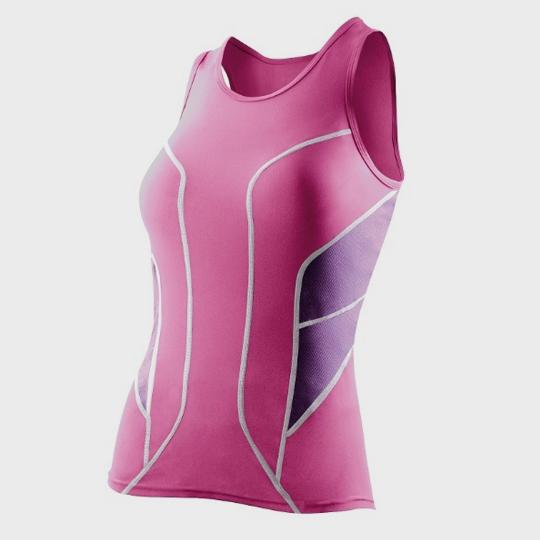 wholesale marathon dark pink tank top manufacturer