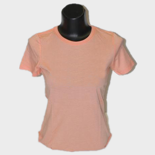 wholesale marathon peach short sleeve tee supplier