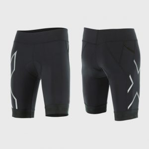 wholesale marathon self-textured black shorts supplier
