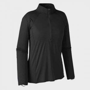 wholesale marathon simple black high neck sweatshirt supplier