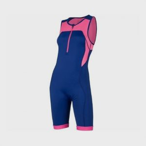 wholesale pink and blue triathlon suit supplier