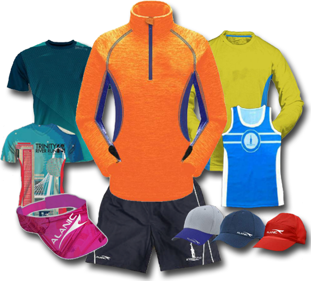marathon apparel